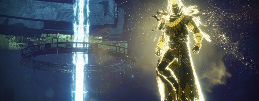 Für 18 € erhaltet Ihr ein exklusives Destiny-2-Emblem mitsamt goldener Sammel-Figur