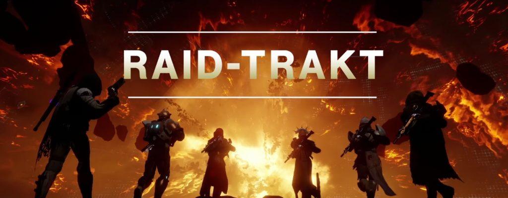 Destiny 2: Der Raid-Trakt hat ein Start-Datum, ist ein Wettrennen wert