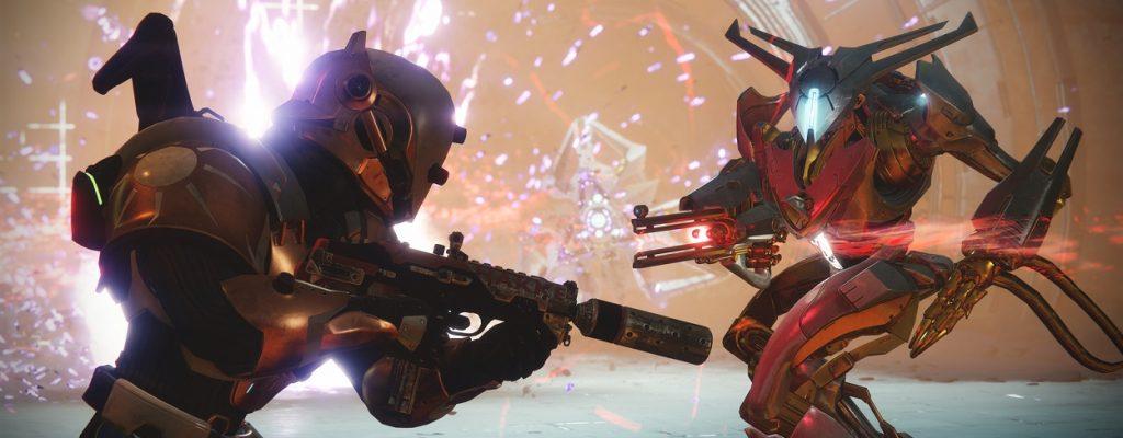 Destiny 2 lässt Euch in Zukunft für das Maximallevel so richtig schuften
