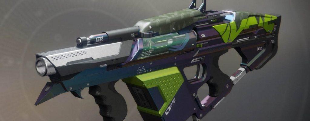Destiny 2: Exotics in Fluch des Osiris – Alle neuen, exotischen Waffen
