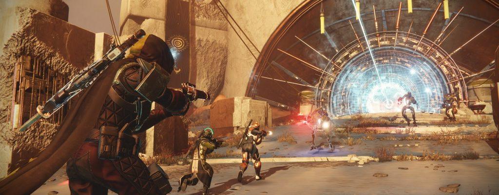 Destiny 2: Bungie geht gegen AFK-ler vor, nicht alle Hüter sind glücklich