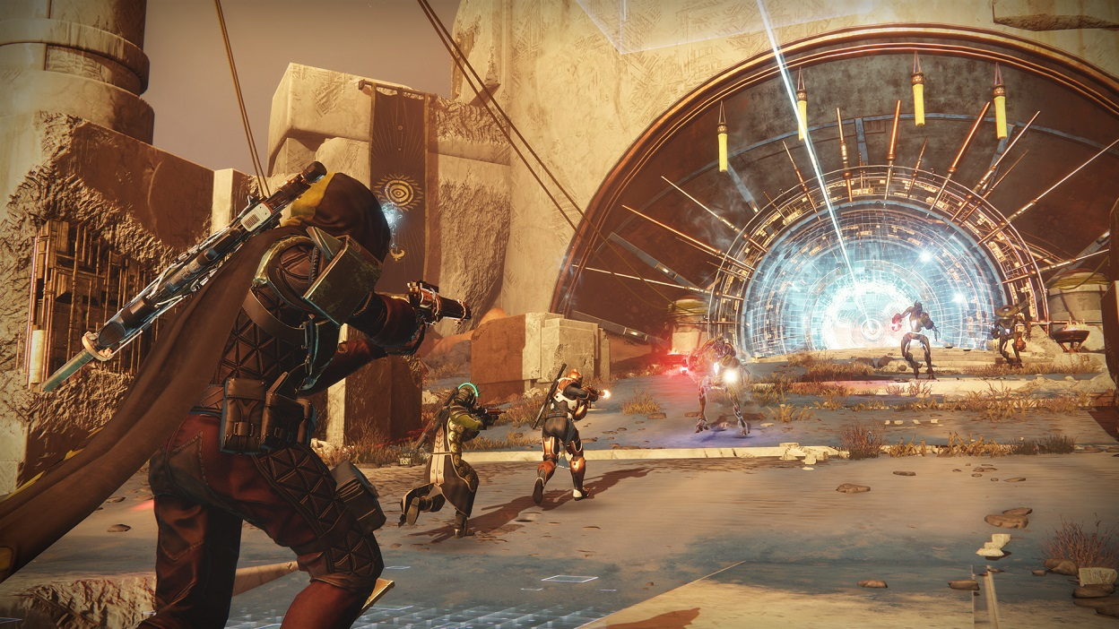 Destiny 2: Bungie goes up against AFK-ler, all guards are