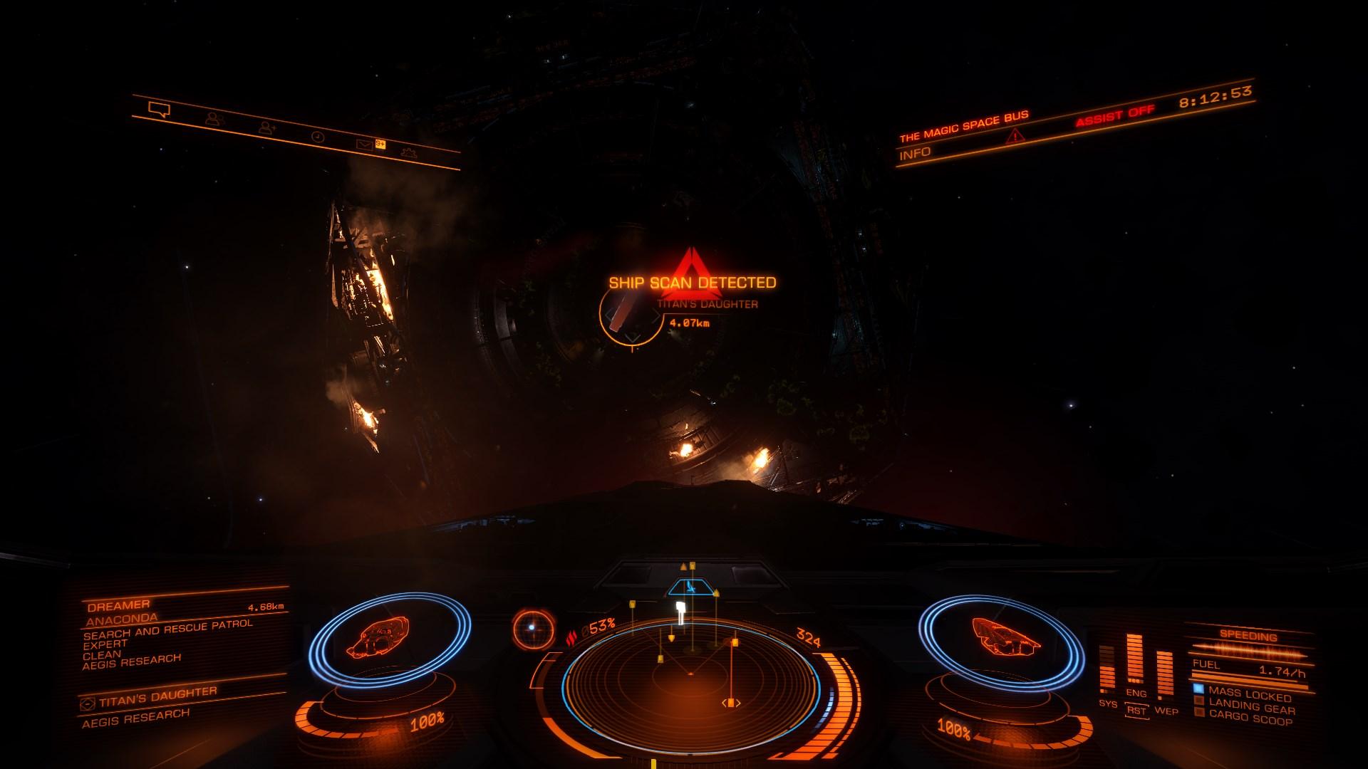 Alien Krieg Thargoiden Greifen Raumstationen In Elite Dangerous An
