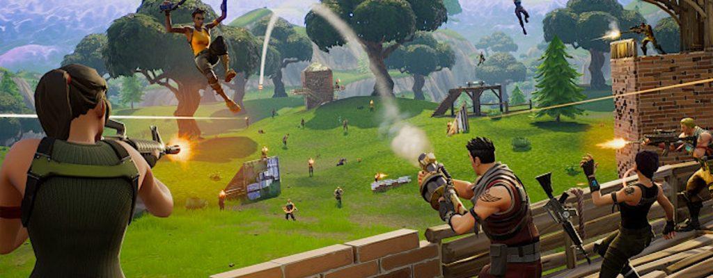 Top-Spiele im Februar 2018: Fortnite gibt Gas, Overwatch fällt raus