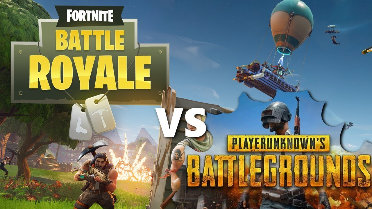 fortnite-vs-pubg