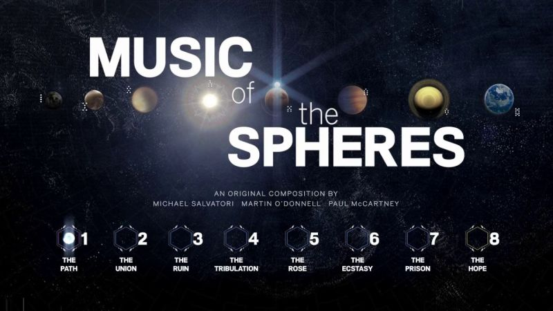 music of spheres