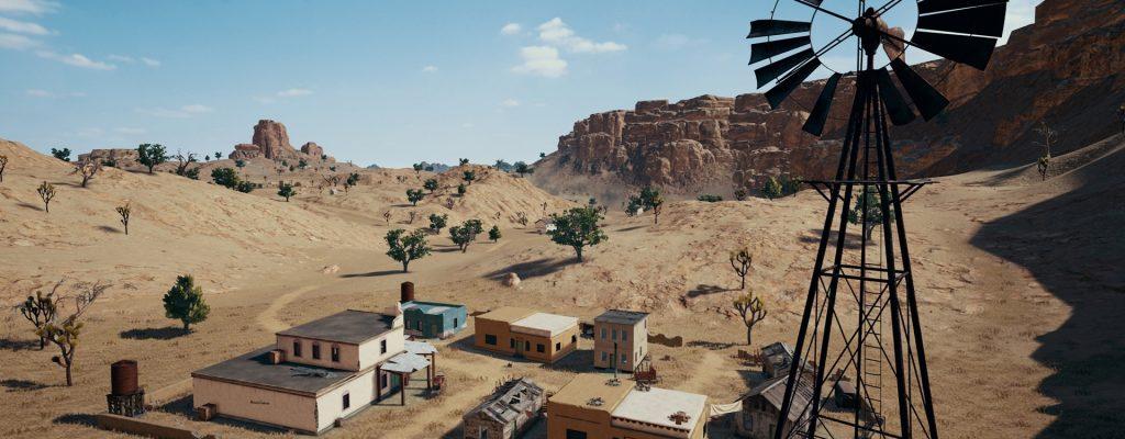 PUBG-Loot-Guide zur neuen Wüsten-Map Miramar & interaktive Karte