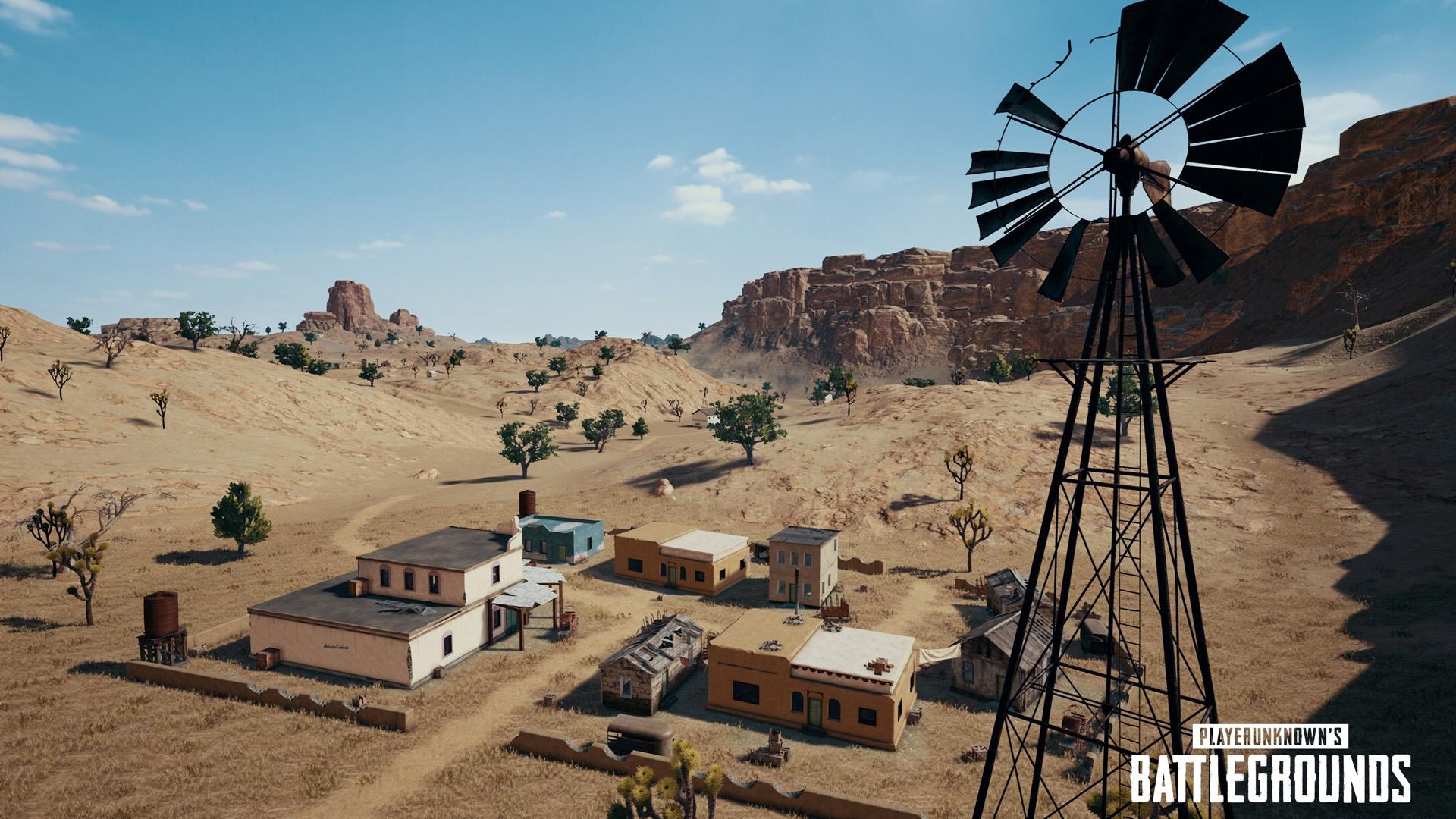 Playerunknown S Battlegrounds Maps Loot Maps Pictures: PUBG-Loot-Guide Zur Neuen Wüsten-Map Miramar & Interaktive