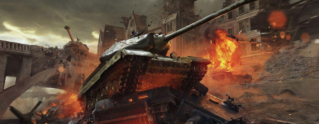 Ab März 2018 soll World of Tanks wie ein modernes MMO aussehen