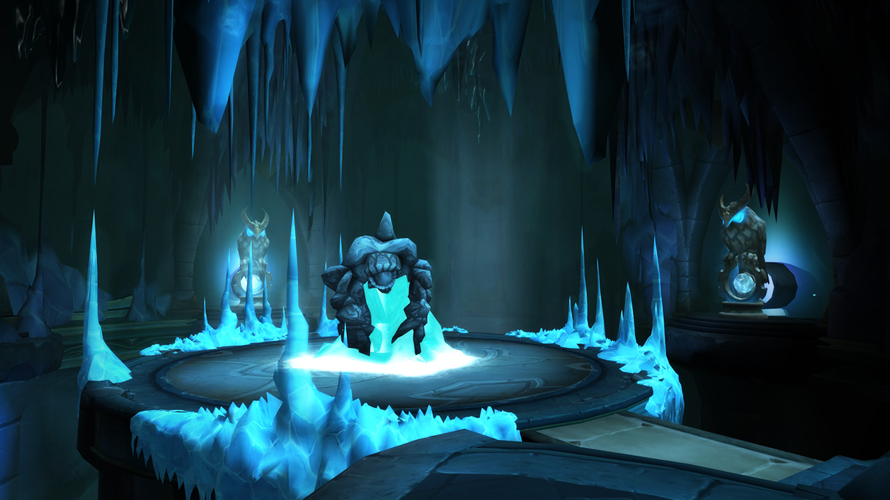wow legion dungeons vault of the wardens ash'golm