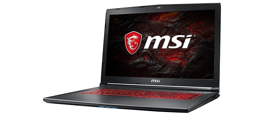 MSI GV72VR Gaming-Notebook mit GTX 1060 im Amazon Blitzangebot