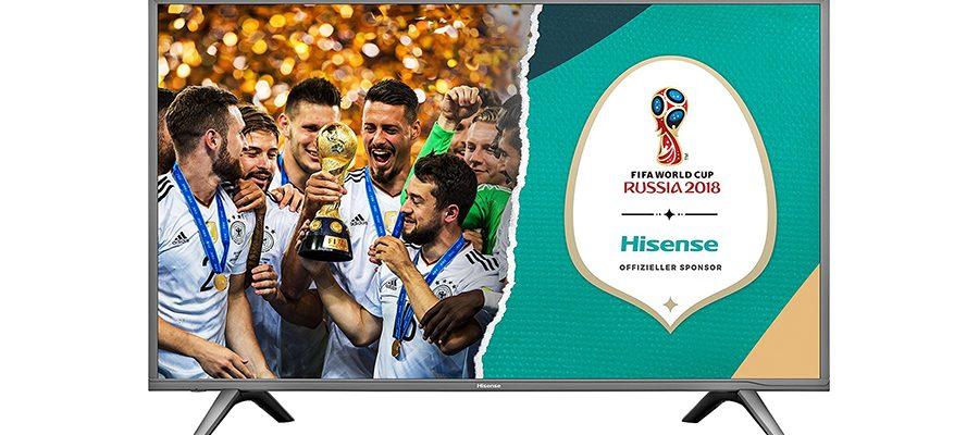 Hisense 60 Zoll UHD-Fernseher mit HDR – Amazon Blitzangebote am 29.1.