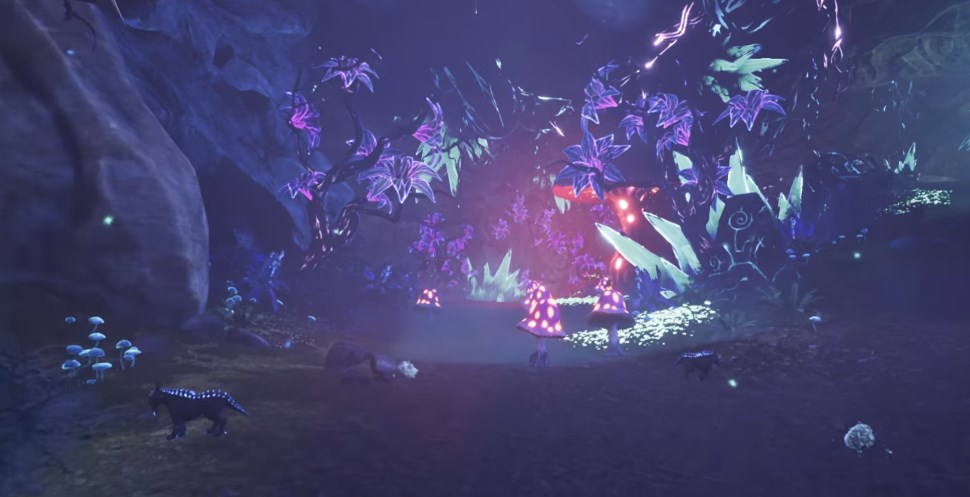 Ashes of Creation Underrealm 2