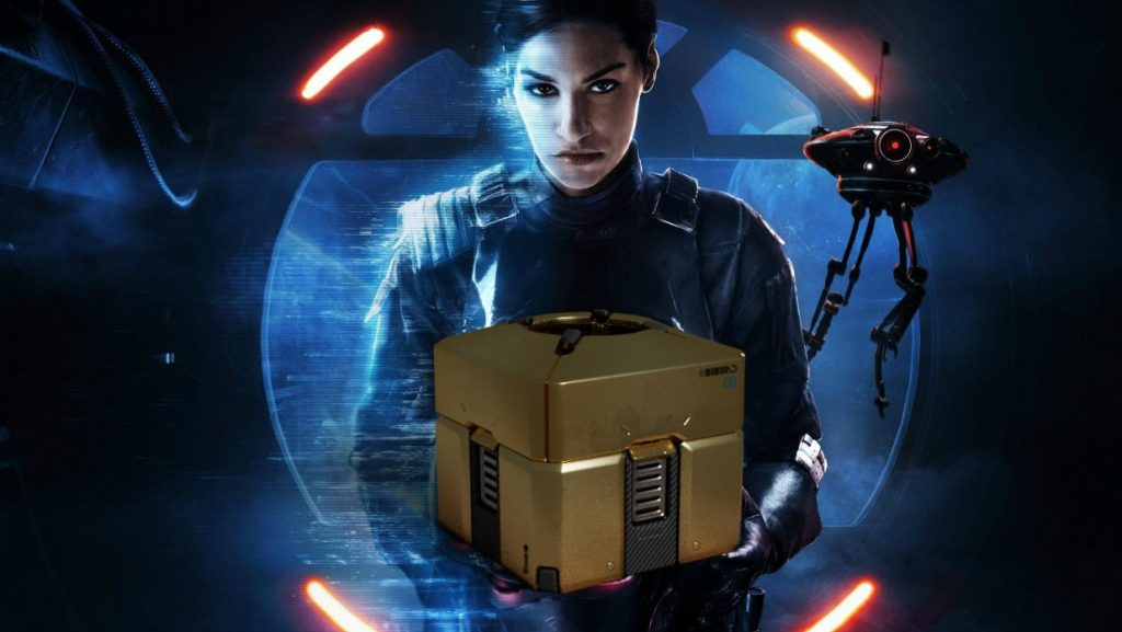 Löste die Debatte aus: Lootboxen in Battlefront 2