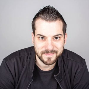 Cirouss Twitch Streamer Portrait