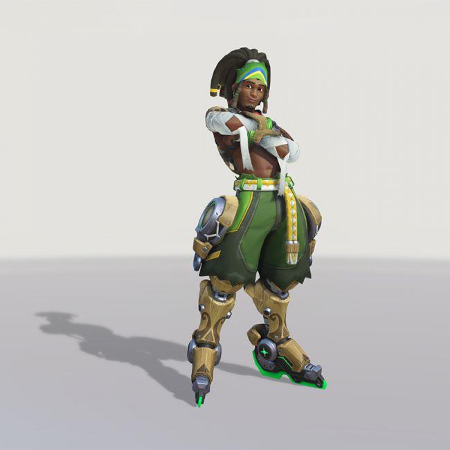 Overwatch Skin Lucio