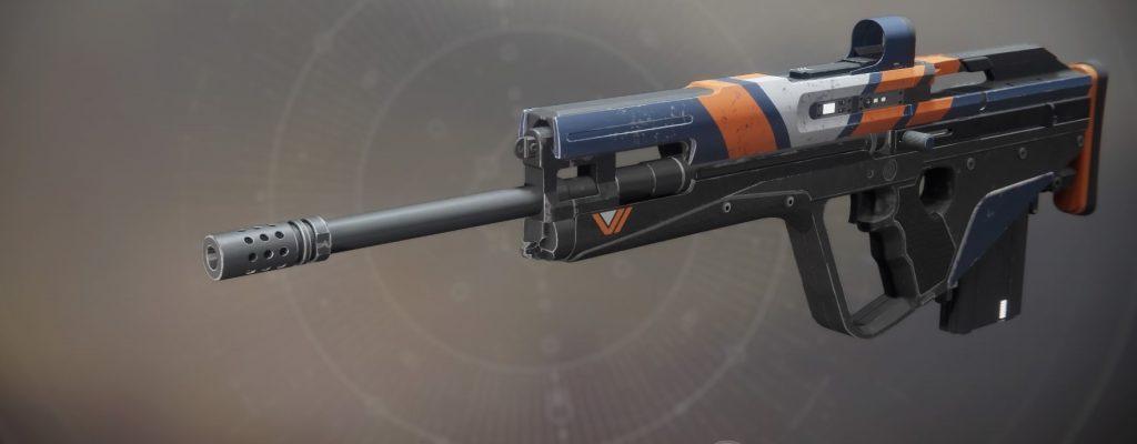 Warum Ihr Eure Scout-Gewehre in Destiny 2 nicht direkt zerlegen solltet