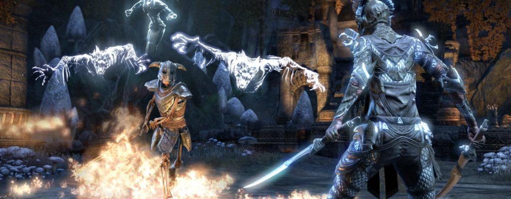 DLC Dragon Bones für ESO hat Release-Datum für PC, PS4, Xbox