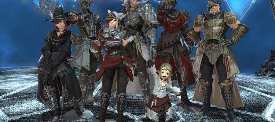 Das sind die neuen Rüstungen und Cosmetics in Final Fantasy XIV 4.2