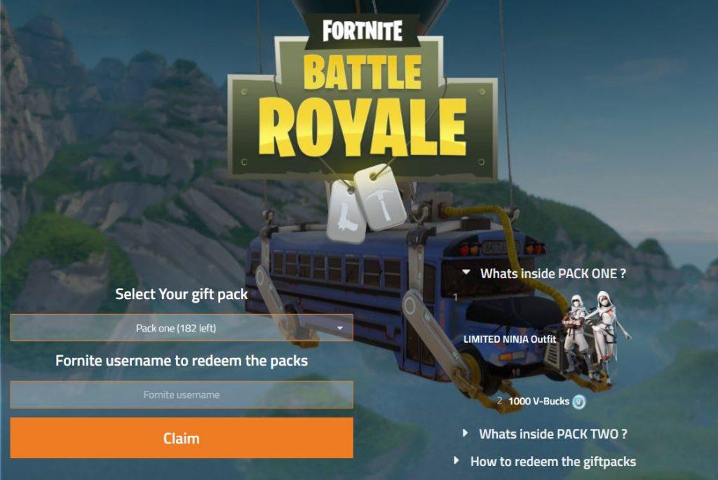 Fake-Webseite