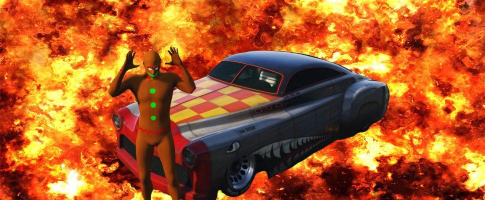 GTA 5 Online hat eine Todeskurve, die kaum ein NPC schafft