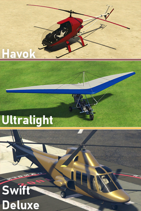 GTA 5 Online Hangar 3er Missionen