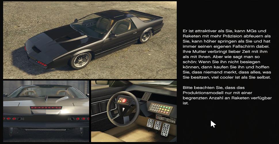 GTA 5 Online Ruiner 2000
