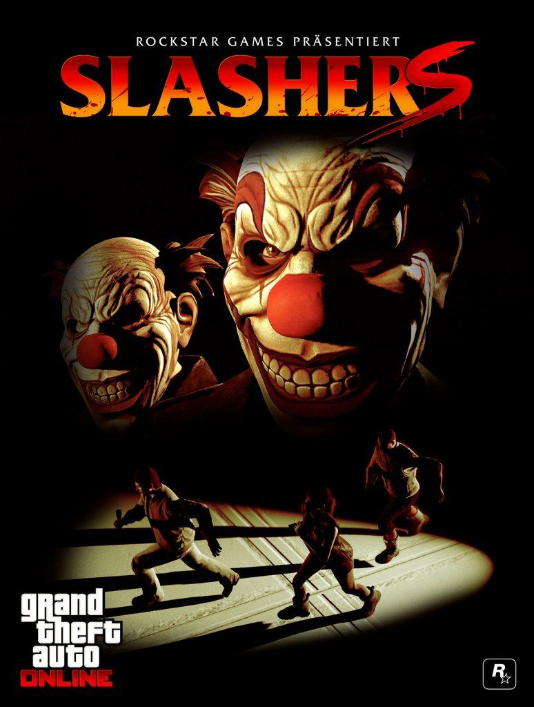 GTA 5 Online Slashers
