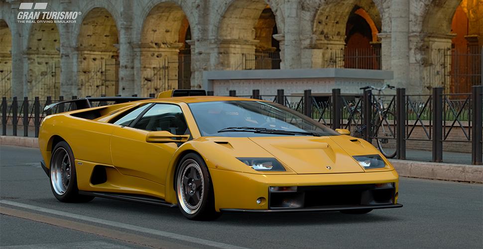 Gran Turismo Lamborghini Diablo GT