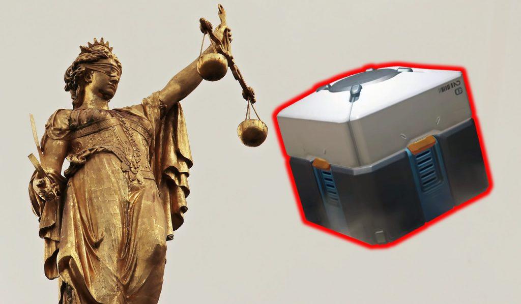 Justitia Lootboxen