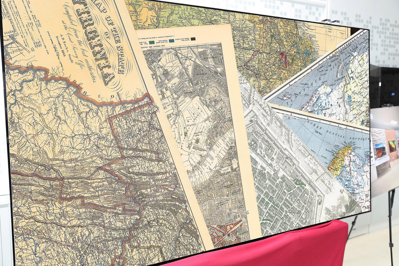 LG-Display-Map