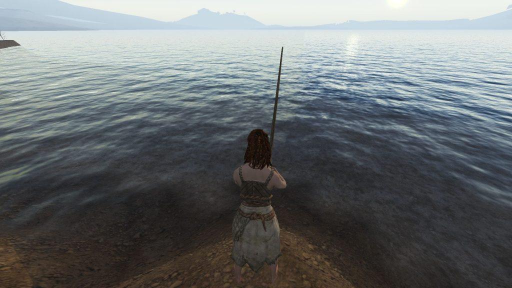 Life is Feudal Anspieltest Jagen und Angeln