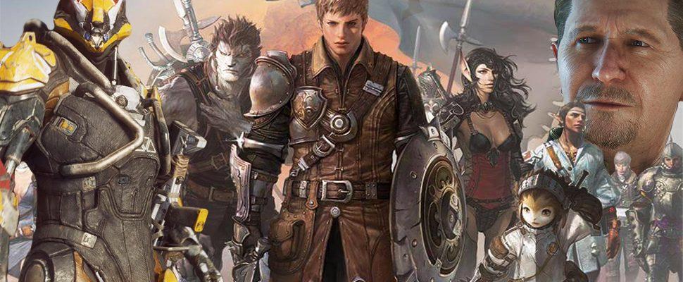 MMO Releases 2018 – Neuerscheinungen bei Online-Spielen
