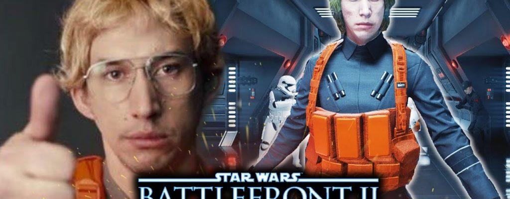 Star Wars Battlefront 2: So irre verwandeln Modder Kylo Ren und Vader!