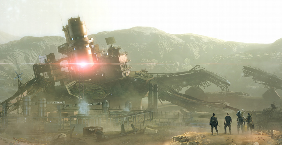 Metal Gear Survive Basis