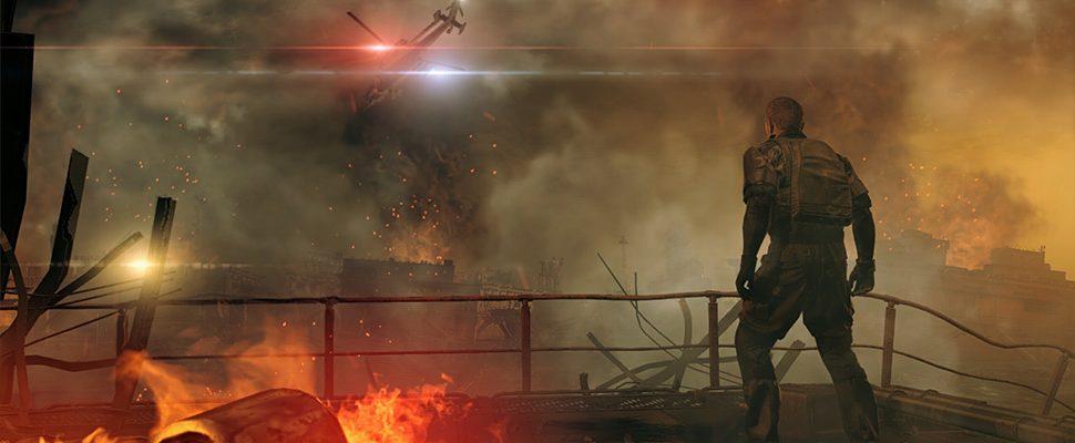 Open-Beta von Metal Gear Survive auf PS4, Xbox One und PC gestartet