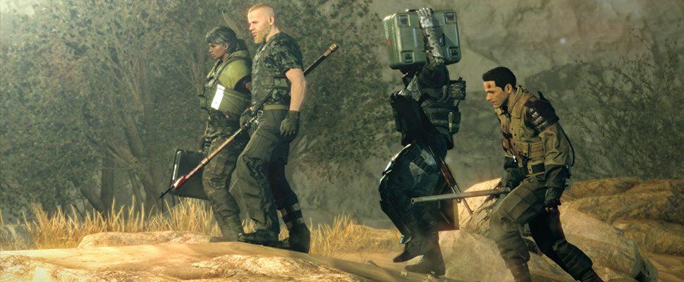 Metal Gear Survive: Release im Februar – Was kann das Survival-Game?