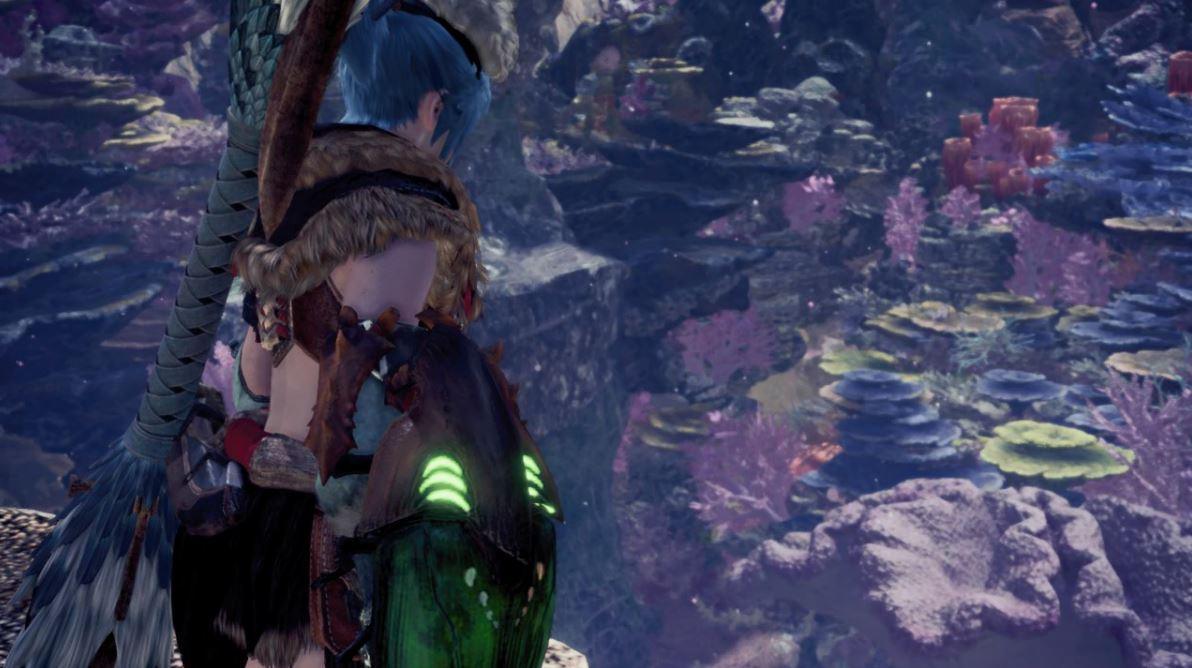 Monster-Hunter-World-Korallenhochland