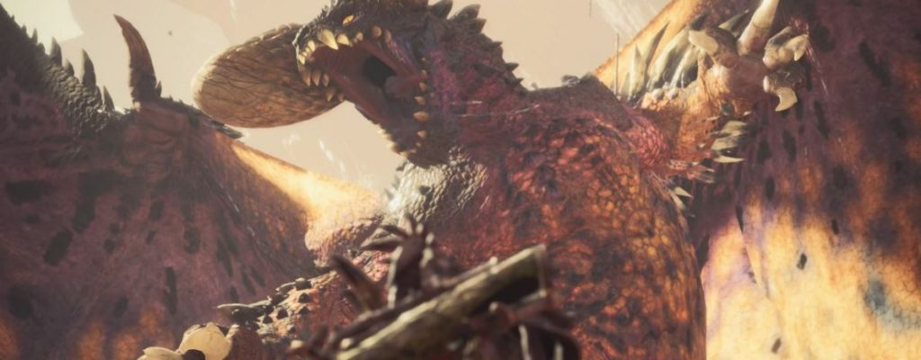 Launch-Trailer von Monster Hunter World zeigt spektakuläre Bestien!