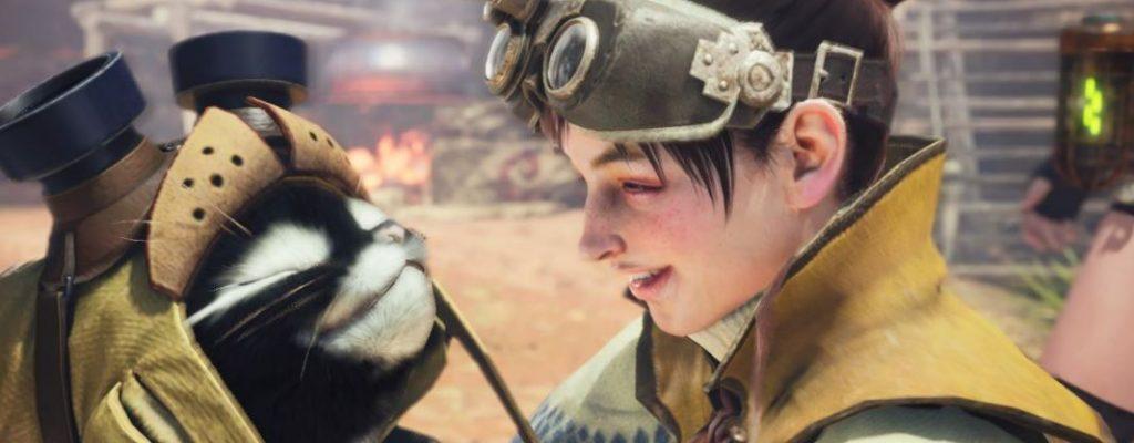 Update 5.2 macht aus Monster Hunter World ein schöneres Spiel auf PC