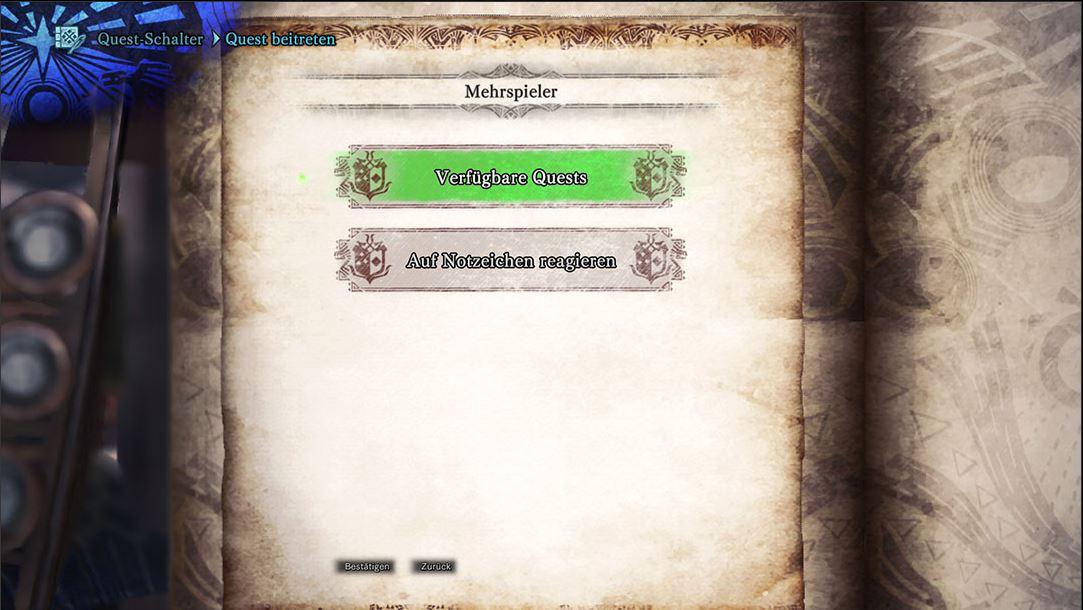 Monster-Hunter-World-Quest-beitreten