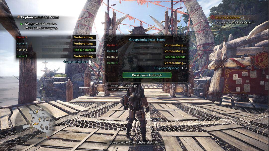 Monster-Hunter-World-bereit-zum-Aufbruch
