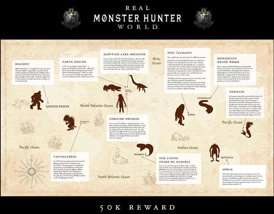 Monster-hunter-echte-monster