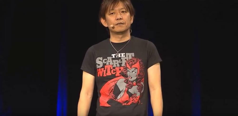 Naoki Yoshida Scarlet Witch