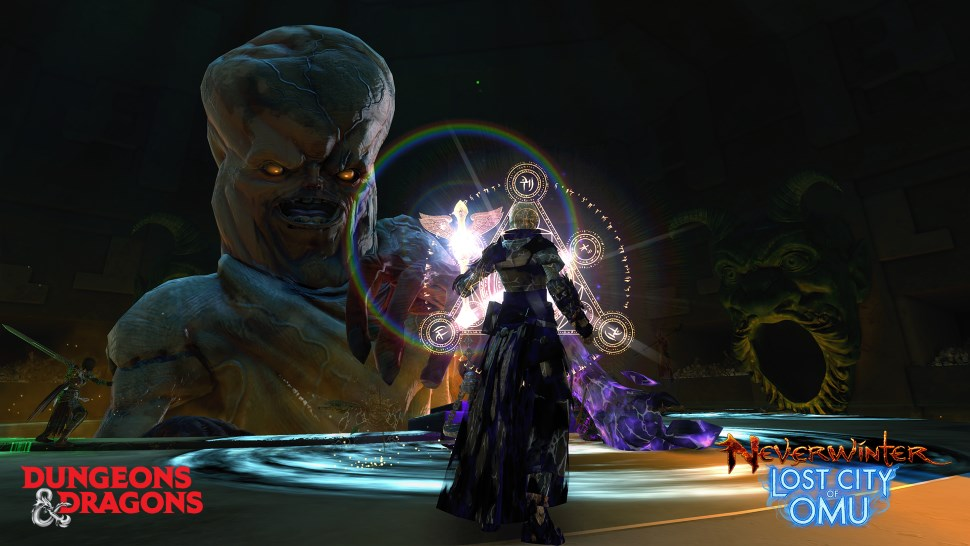Neverwinter Lost City of Omu Screenshot 1