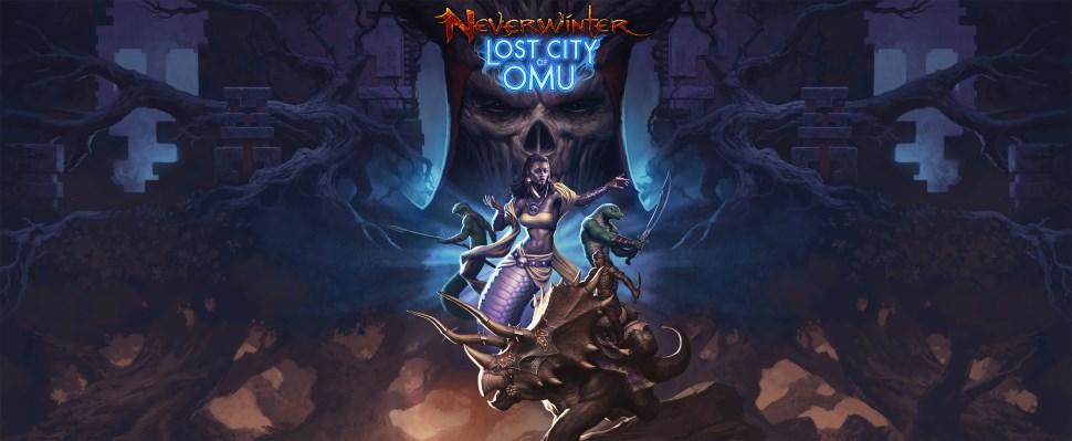 Free2Play-MMORPG Neverwinter öffnet die Pforten zur Lost City of Omu