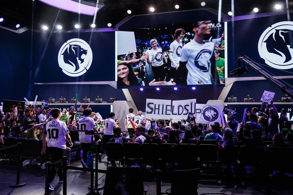 Overwatch League LA Gladiators Shields Up