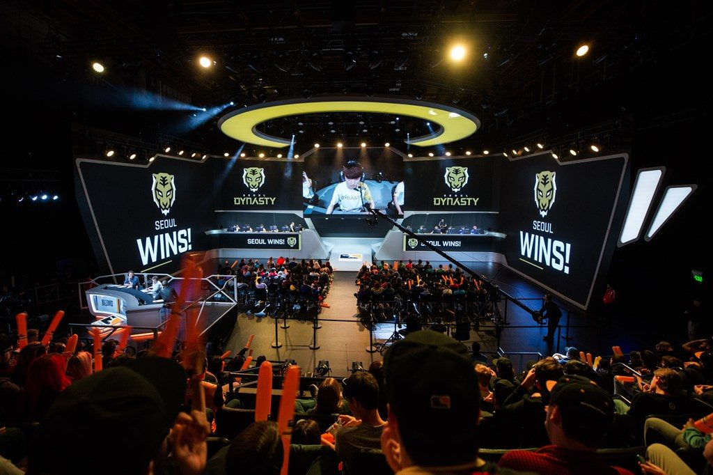 Overwatch League Preseason Finals Seoul wins
