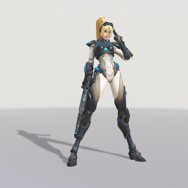 Overwatch Nova Widowmaker