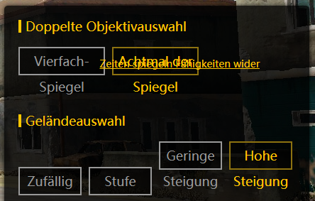 PUBG Sniper Simulator Buttons